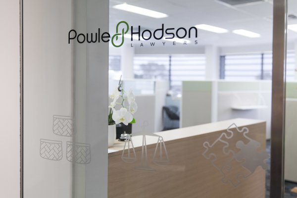 Powle and Hodson Office